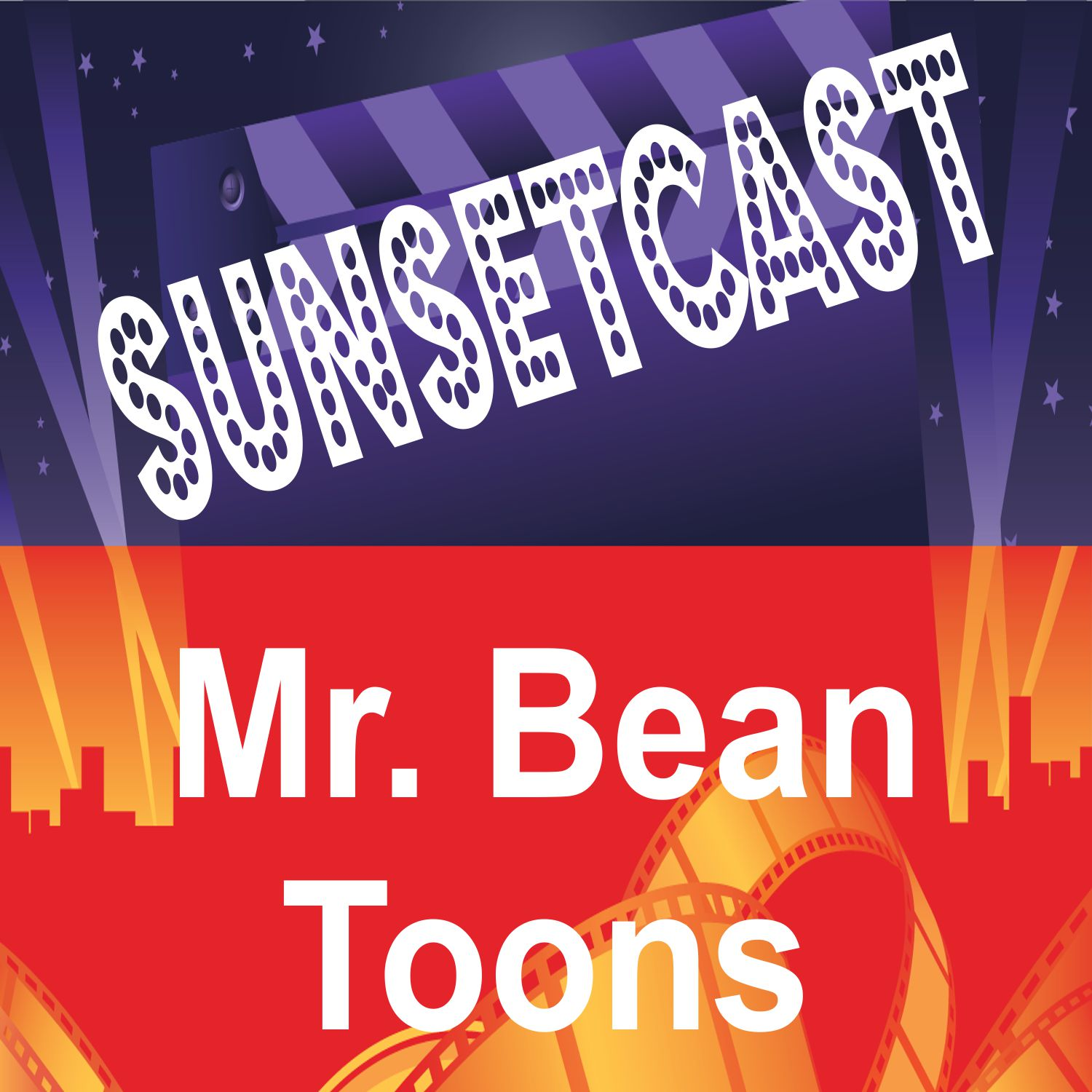 SunsetCast - Mr Bean Toons