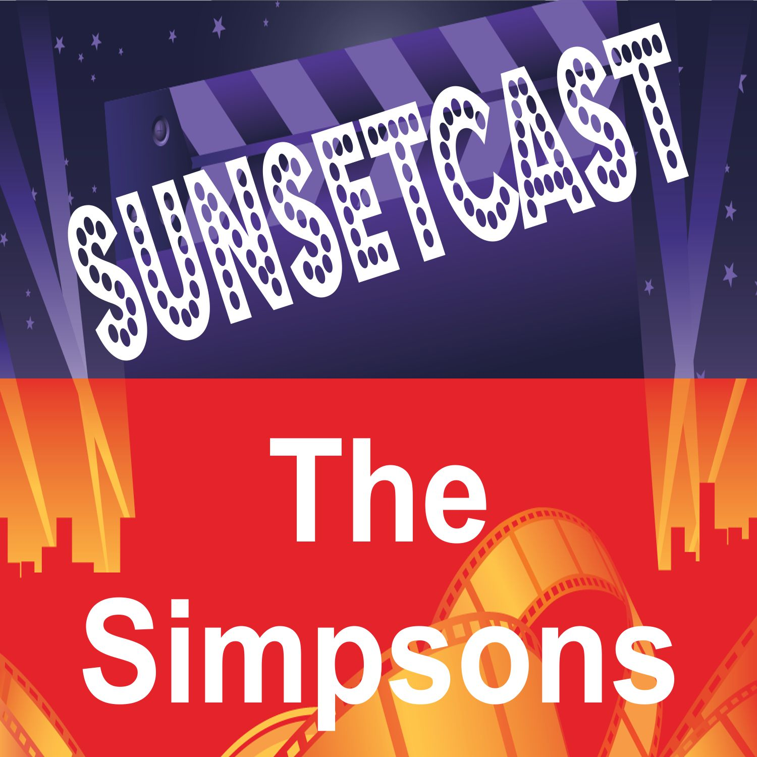 SunsetCast - The Simpsons