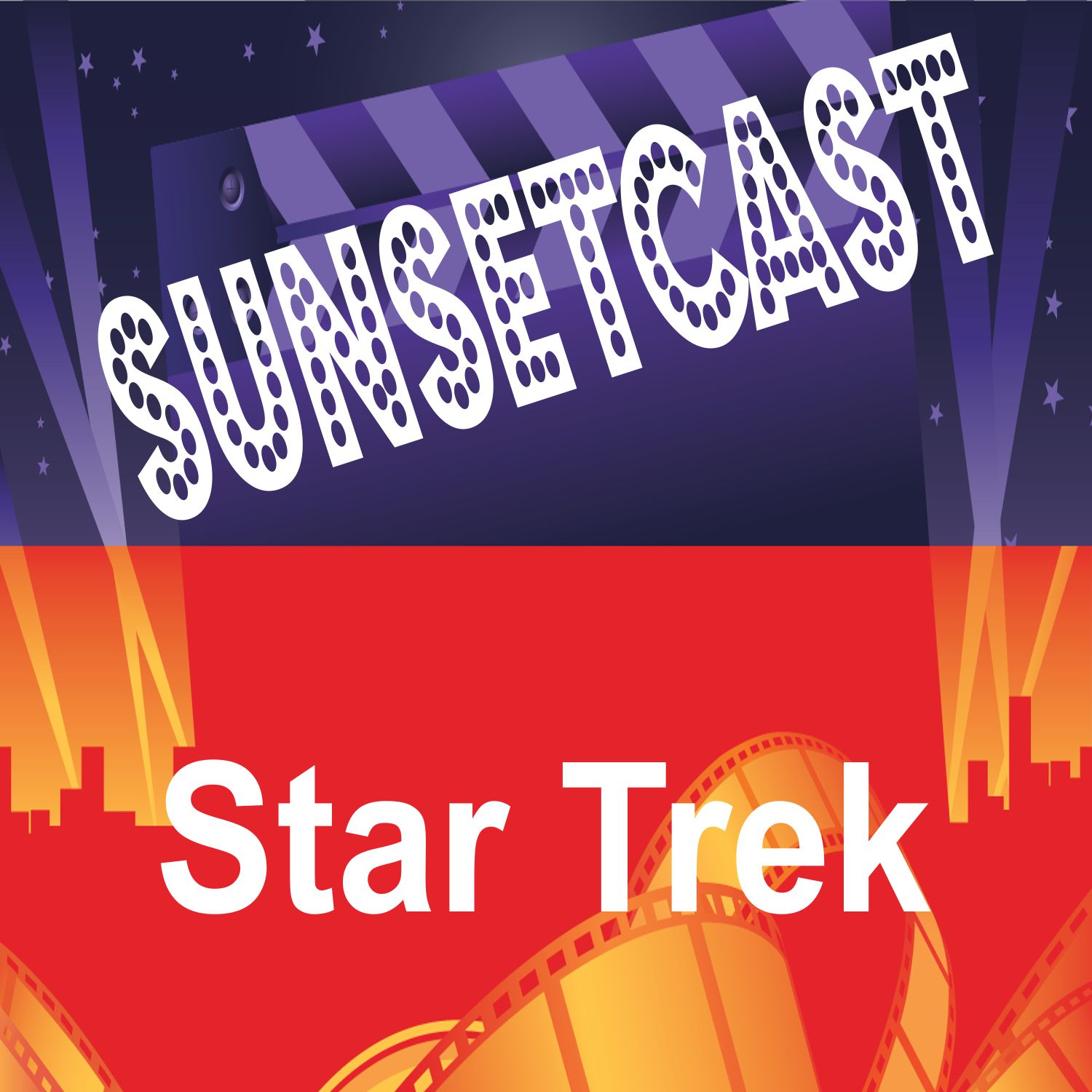 SunsetCast - Star Trek