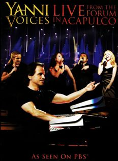 Yanni Voices Live In Acapulco (2009)