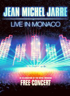 Jean Michel Jarre Live In Monaco (2011)