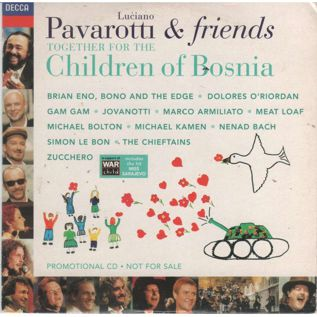 Pavarotti  21 Cildren Of Bosnia