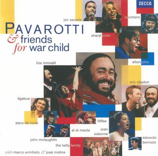 Pavarotti  22 War Child