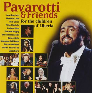 Pavarotti  31 Children Of Liberia