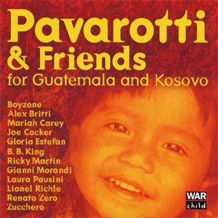Pavarotti  32 Children Of Guatemala And Kosovo
