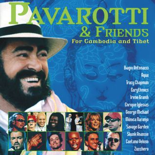 Pavarotti  41 Cambodia And Tibet