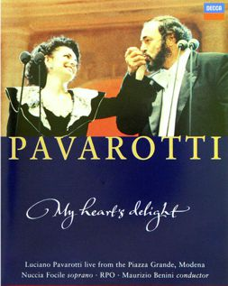 Pavarotti  42 My Hearts Delight