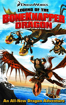 The Legend Of The Boneknapper Dragon (2010)