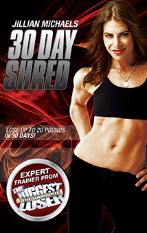 Jillian 30 Day Shred 01 (2011)