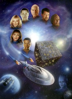 Star Trek Tng -7x20 Journeys End
