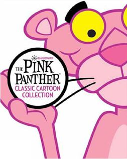 Pink Panther Cartoons Disk 4