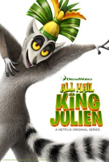 All Hail King Julien S01e01 (2014)
