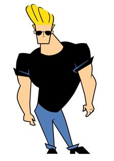 Johnny Bravo - 2x07a - I Fly