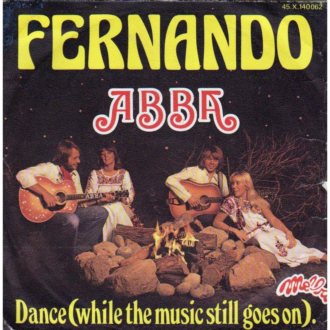 Abba  Fernando  Japan Tv Special (2016)