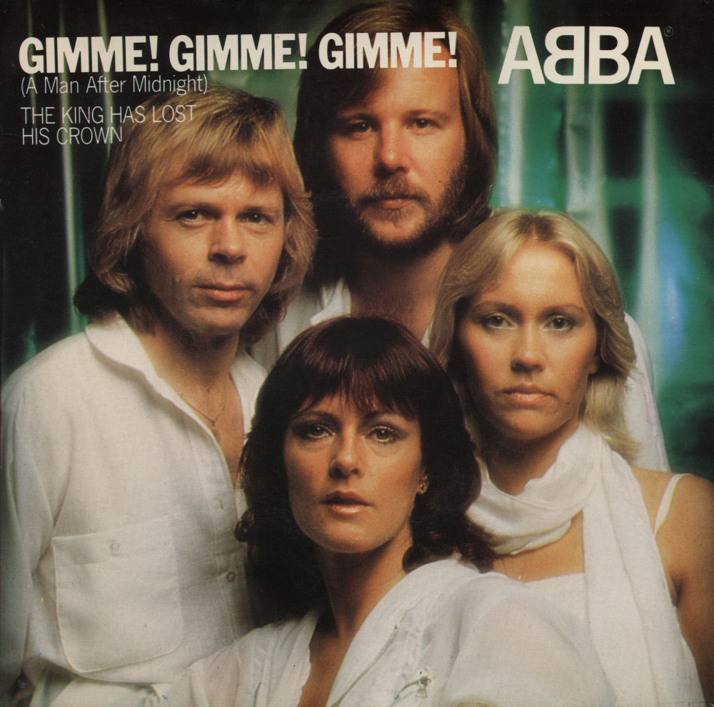 Abba  Gimme! Gimme! Gimme! (A Man After Midnight) (2016)