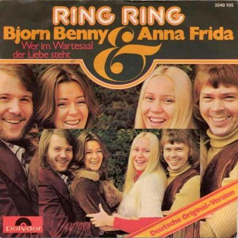 Abba  Ring Ring (karaoke) (2016)