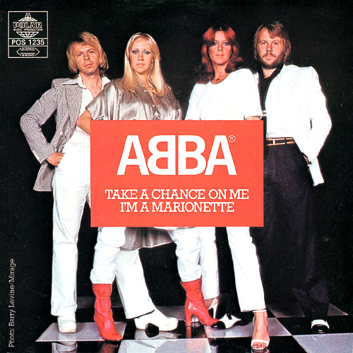 Abba  Take A Chance On Me (2016)
