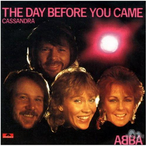 Abba  The Day Before You Came (2016)