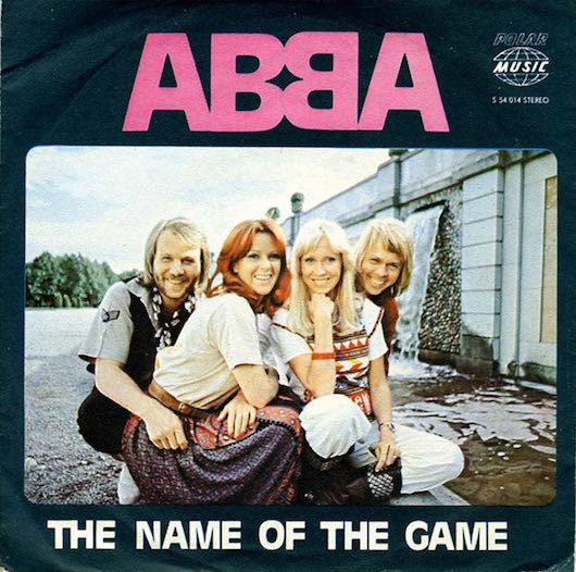 Abba  The Name Of The Game (2016)
