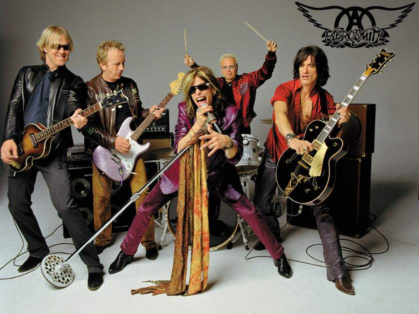 Aerosmith  Crazy (2016)