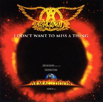 Aerosmith  I Dont Wanna Miss A Thing (2016)