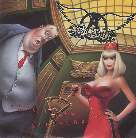 Aerosmith - Love In An Elevator (2016)