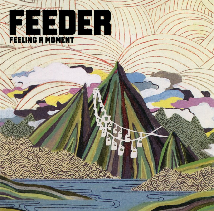 Feeder - Feeling A Moment (2016)