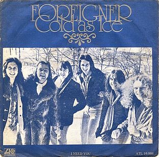 Foreigner - Cold As Ice (2016)