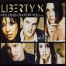 LIBERTY X-HOLDING ON FOR YOU (2016)