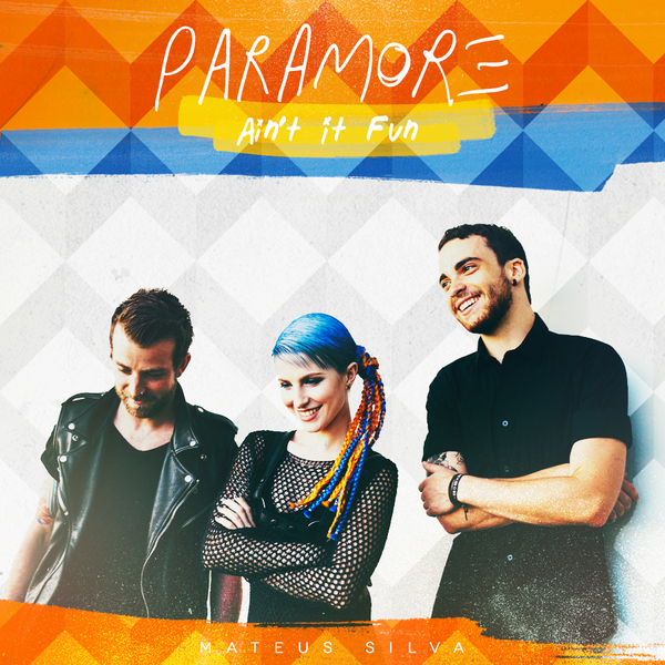 Paramore - Aint It Fun (1080p)
