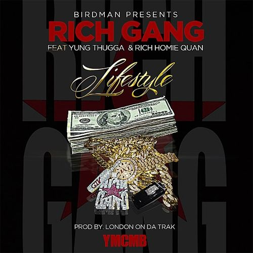 Rich Gang - Lifestyle Ft. Young Thug And Rich Homie Quan (1080p)