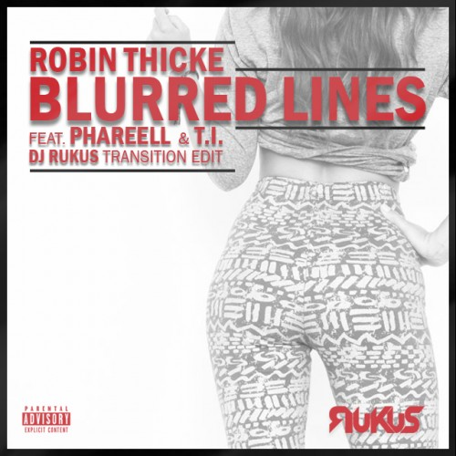 Robin Thicke - Blurred Lines Ft. T.i. And Pharrell (1080p)