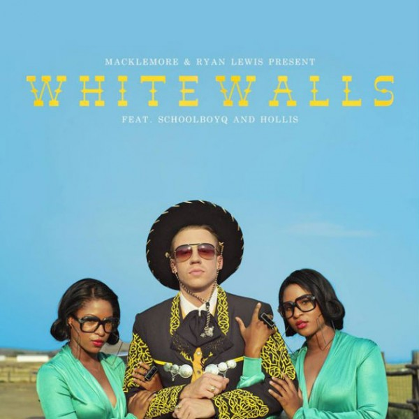 Macklemore And Ryan Lewis - White Walls Ft.. Schoolboy Q And Hollis (1080p)