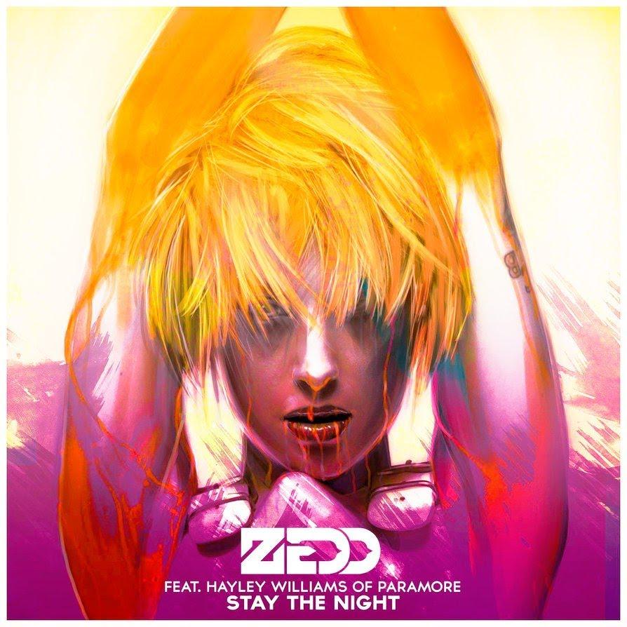 Zedd - Stay The Night Ft. Hayley Williams (1080p)