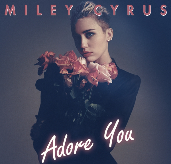 Miley Cyrus - Adore You (1080p)