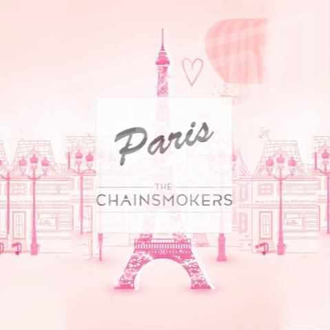 The Chainsmokers - Paris (2017)