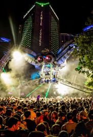 Ultra Music Festival Miami 2017 Day 3 Resistance Cristoph (2017)