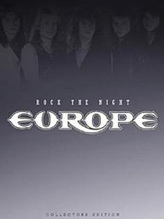 Europe Rock The Night Collector's Edition (2004)