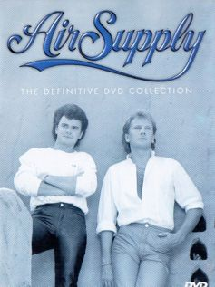 Air Supply The Definitive Dvd Collection (2002)