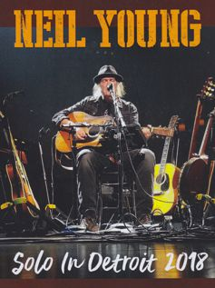 Neil Young Fox Theatre Detroit Michigan (2018)