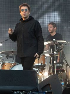 Liam Gallagher Trnsmt Glasgow Scotland (2018)