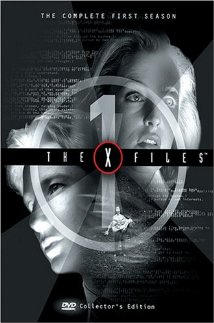 The X-files 1x02 Deep Throat