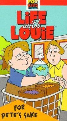 Life With Louie - Louies Harrowing Halloween (1995)