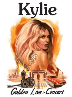 Kylie Minogue Golden Live In Concert (2019)