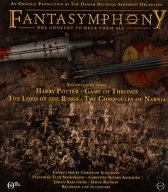 Fantasymphony One Concert To Rule Them All (2019)