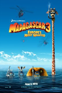 Madagascar 3 Europe S Most Wanted (2012)