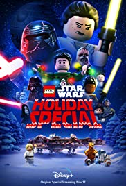 The Lego Star Wars Holiday Specia (2020)