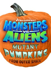 Monsters Vs Aliens - Mutant Pumpkins (2009)