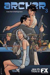 Archer - S02E02 (2009)