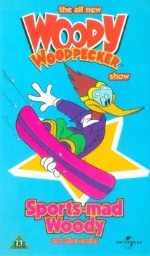 Woody Woodpecker - Spook-a-nanny (1941)